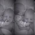 Ces jumeaux font l'expérience précoce de l'altruisme