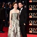 "Kit Harington et Rose Leslie de ""Game of Thrones"" officialisent sur le tapis rouge"