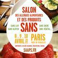 Sans gluten, sans lactose : rendez-vous au Salon des allergies alimentaires