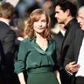 """Vingt-quatre ans après """"Basic Instinct"""", Paul Verhoeven monte les marches avec Isabelle Huppert"""