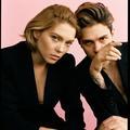 """Xavier Dolan et Léa Seydoux : """"On vient tous les deux de l'école de la vie"""""""