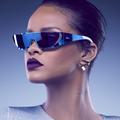 Rihanna dessine pour Dior des solaires spatiales