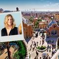 Barcelone dans les pas de Natacha Régnier