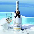 Mettez des glaçons dans votre champagne !