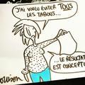 """Louison : """"Je ne suis pas une dessinatrice bisounours"""""""