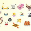 Les nouveaux emojis racontés... en emojis