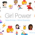 Facebook et ses nouveaux emojis Girl Power