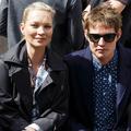 Kate Moss et le comte von Bismarck s'affichent en couple à Paris