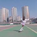 Ko Hyojoo, la Coréenne qui va vous faire aimer le longboard