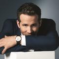 Ryan Reynolds, ambassadeur de charme pour les montres Piaget