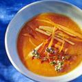 La soupe froide, rafraîchissante et si riche en vitamines et nutriments