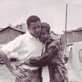 Barack Obama et Michelle Robinson : premiers baisers, échangés...