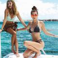 Bella Hadid, Doutzen Kroes, Sharon Stone... Leurs maillots de bain préférés