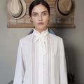 La blouse victorienne, l'indispensable de la rentrée