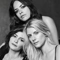 """Mélanie Laurent, Audrey Tautou et Bérénice Bejo : """"Nous sommes trois femmes avec une sorte de force """"masculine"""""""""""
