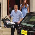 George de Cambridge : le Range Rover qui l'a ramené de la maternité aux enchères