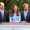 JO de Rio : Kate, Harry et William adressent un message aux athlètes britanniques