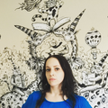 Molly Crabapple, l'artiste qui croque Donald Trump et illustre Virginie Despentes