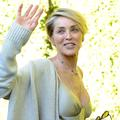 Sharon Stone pose en famille avec ses trois fils sur Instagram