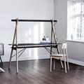 Un bureau à domicile : des modèles compacts et design