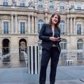 """Hélène Clément, la communicante des chefs version """"couture"""""""