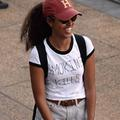 "Malia Obama photographiée devant un ""bang"""
