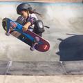 Vidéo : une jeune prodige de 8 ans skate comme une pro