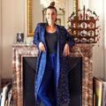 """Sonia Sieff :""""J'aime l'excentricité chez Loulou de la Falaise"""""""