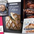 Douze livres pour se lancer dans l'aventure du pain maison