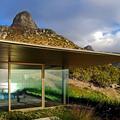 Le Cap : visite d'une somptueuse villa, entre ciel et mer