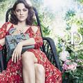 Dans les coulisses de la nouvelle campagne Lady Dior avec Marion Cotillard