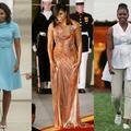 Michelle Obama : ses tenues de première dame les plus mémorables