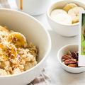 Initiez-vous au porridge maison avec Clémence Catz lors du Salon Saveurs