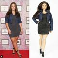 Une Barbie plus size à l'effigie d'Ashley Graham