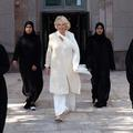 Camilla Parker-Bowles et ses bodyguards exclusivement féminins à Abu Dhabi