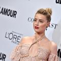 Amber Heard fait son retour sur le tapis rouge
