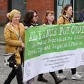 """Irlande du Nord : les femmes traitées comme des """"citoyennes de seconde zone"""""""