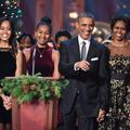 """Barack Obama confiant sur les flirts de ses filles : """"Elles sont suivies par les services secrets"""""""