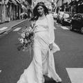"""Mariage : des tenues immaculées pour dire """"oui"""" à la mairie cet hiver"""