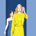 Snapchat, nouveau terrain de jeu des marques de luxe