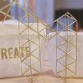 Décoration scandinave : comment réaliser une lettrine en métal