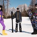Fendi ouvre la saison du ski avec une collection à la fois mode et technique