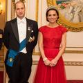Kate Middleton, royale avec la tiare de Lady Diana
