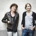 Catherine Poulain et Isabelle Carré, deux passionnées de l'océan