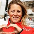 "Samantha Davies : ""Le Vendée Globe, on le vit en famille"""
