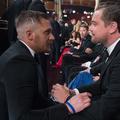 Leonardo DiCaprio a gribouillé le futur tatouage de Tom Hardy