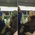 Vidéo : une femme débarquée d'un avion après s'être énervée contre un pro-Trump