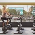 Une salle de gym flottante bientôt disponible à Paris?