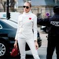 Street style : les plus beaux looks repérés au défilé Dior