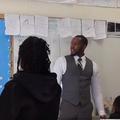 La vidéo du maître d'école le plus cool des États-Unis